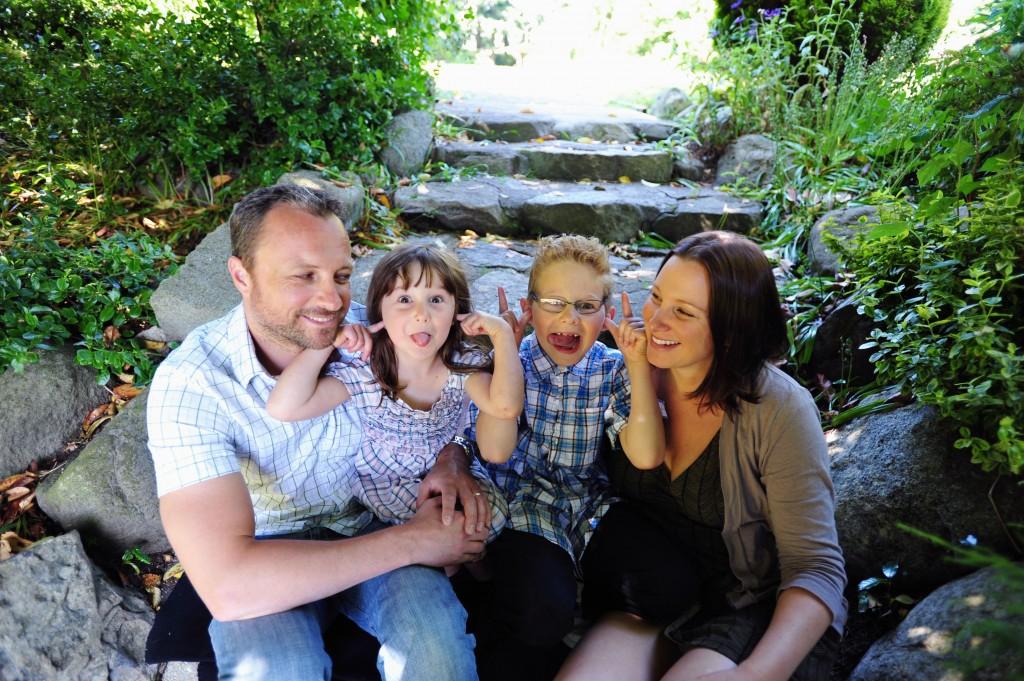 Hamori family White Rock BC