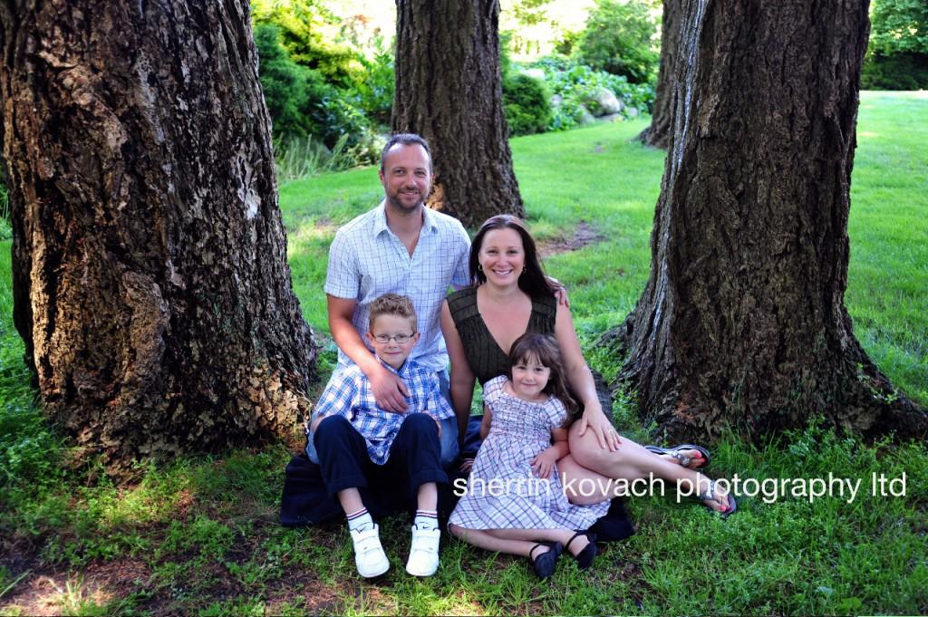 2011 Family photo by Sherrin Kovach