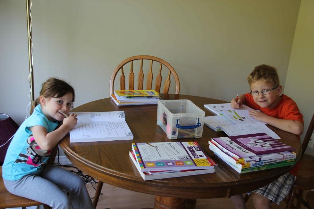 hamor kids homeschool