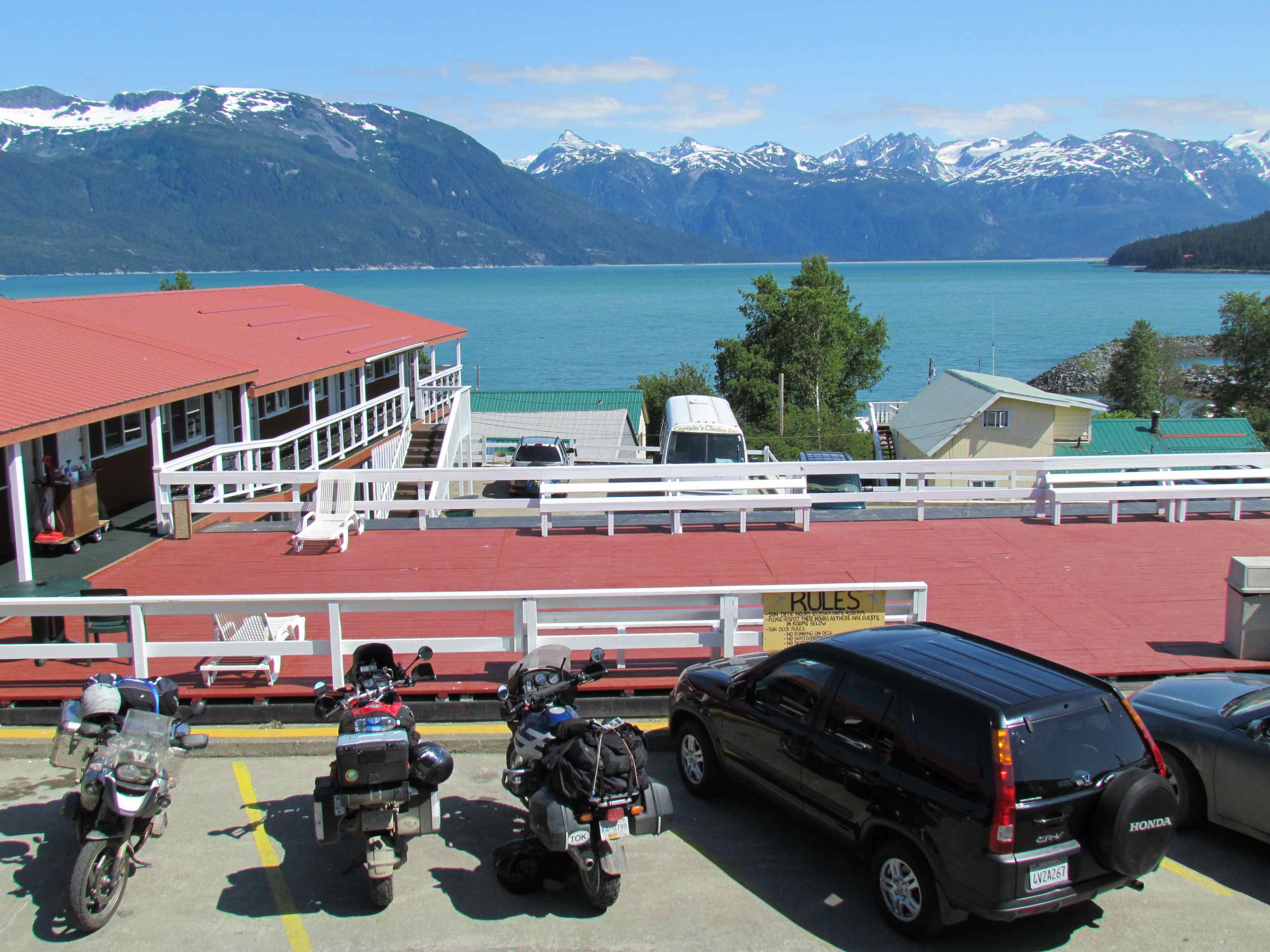 Haines Alaska motor tour