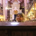 Expat Angelina,  Budapest Synagogue