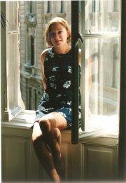 Eva Hamori - Vancouver expat in France