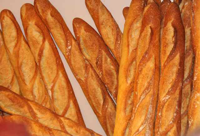 finest french baguettes