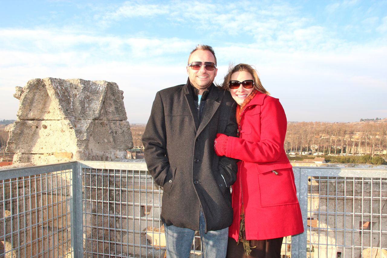 Hamori, canadian couple move to France then Budapest Hungary