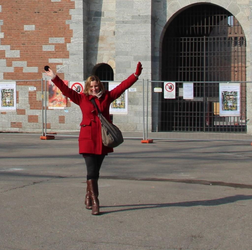 Me at Castello