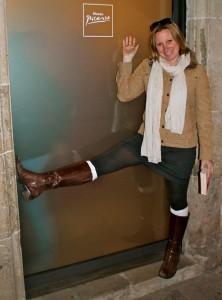 expat Eva explores spain