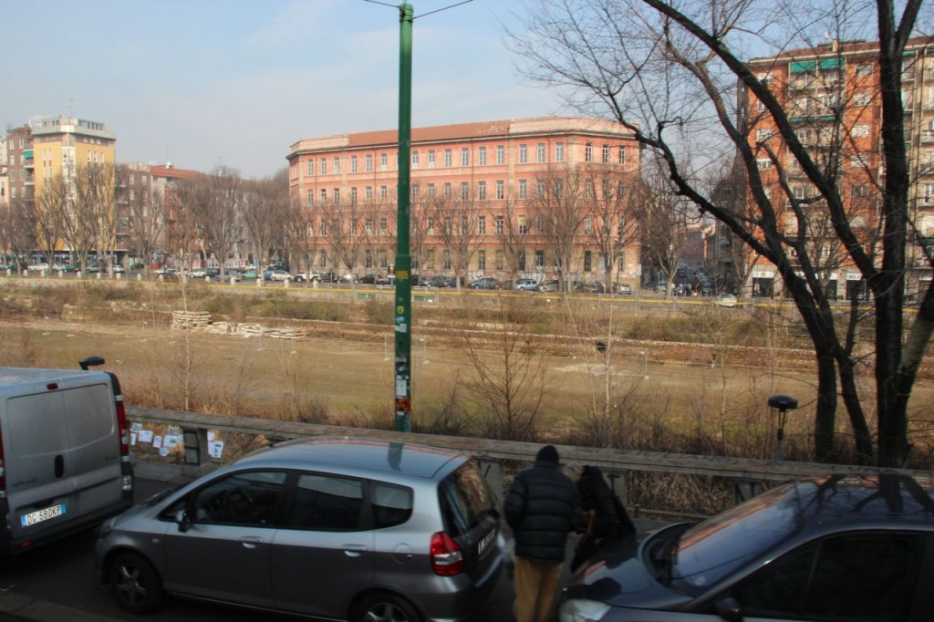 Milano Canal Dry