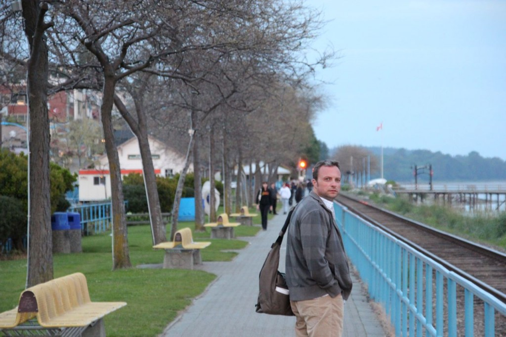 Walking Promenade White Rock