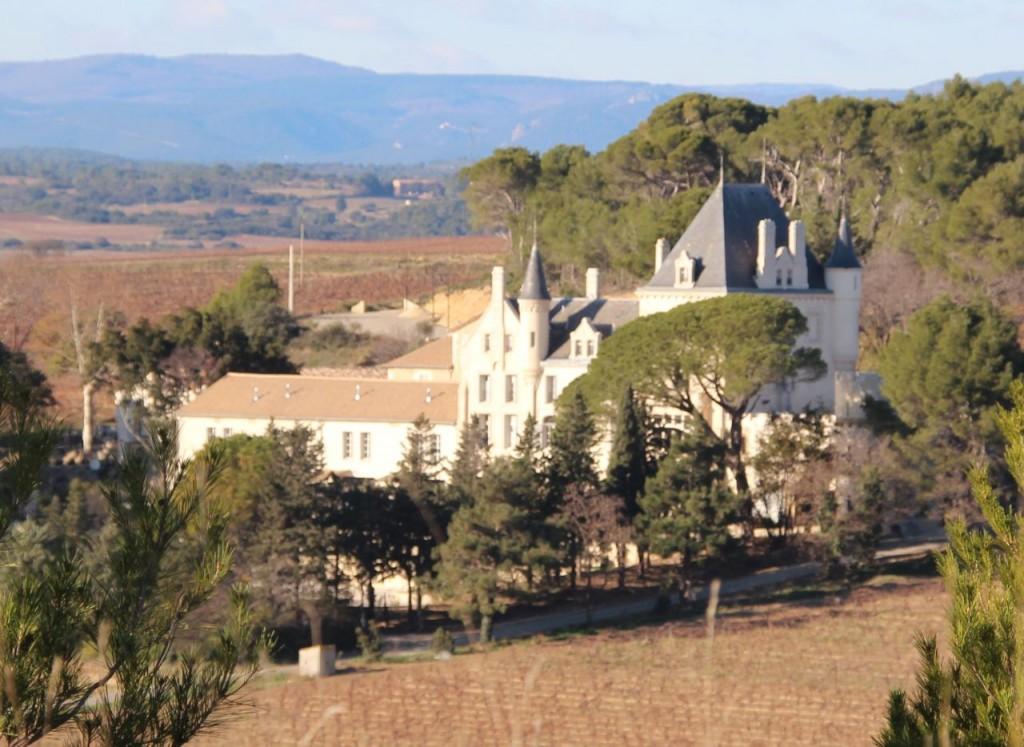 La Chateau Des Carrasse