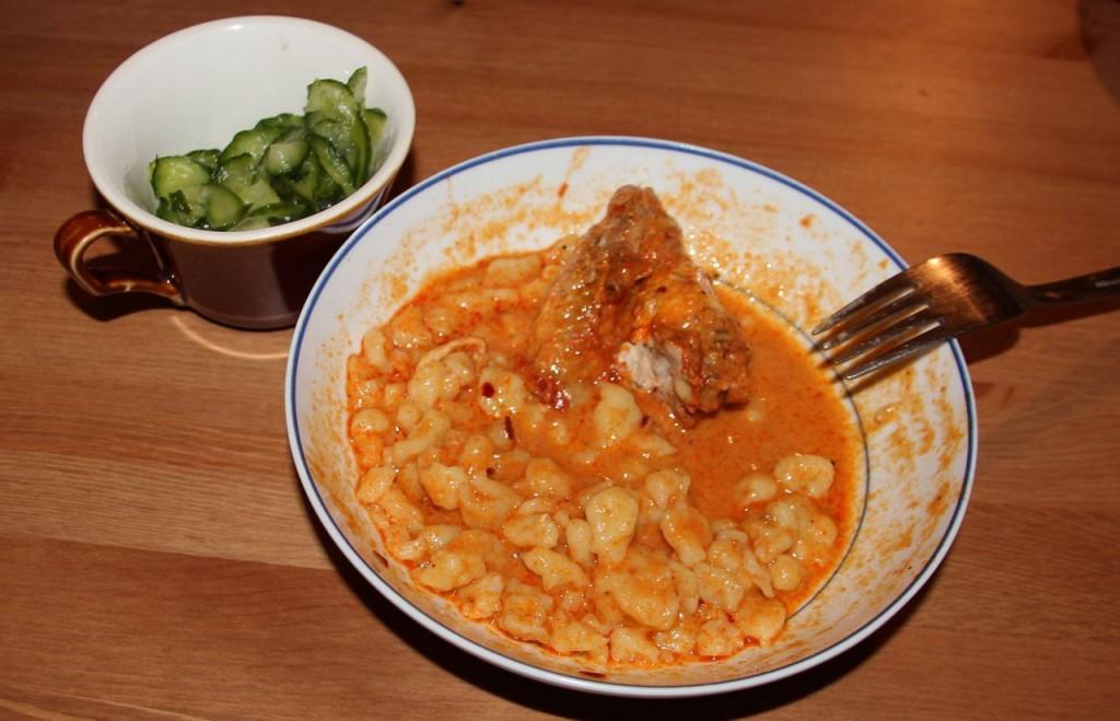 Homemade Hungarian Stew