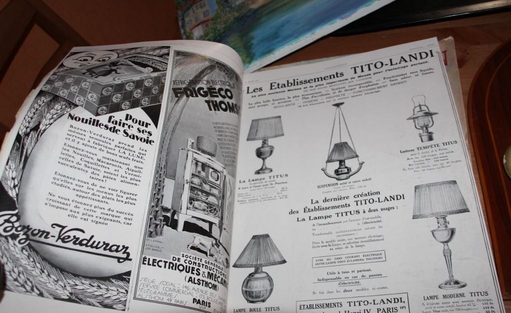 100 year old magazine