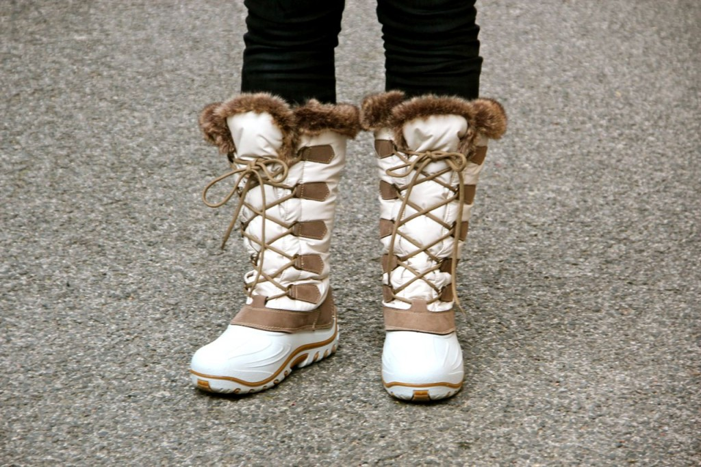 I love my new boots