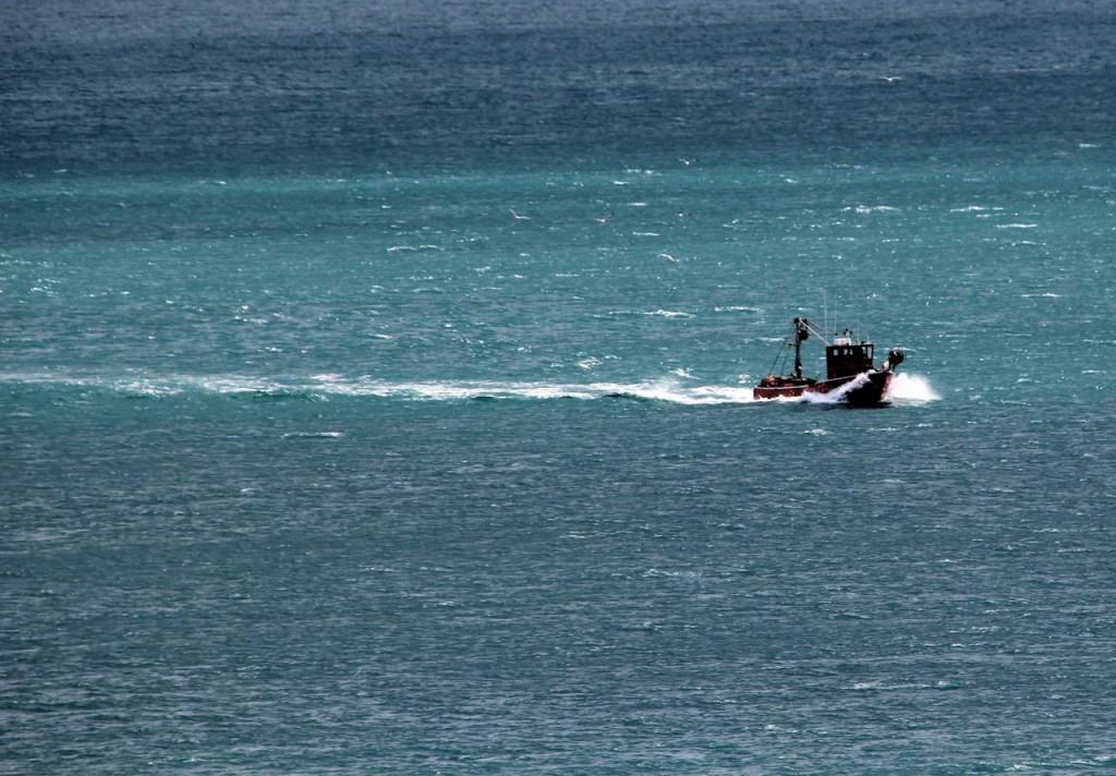 Boat on Med