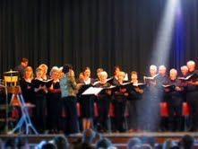 First year end concert Capestang
