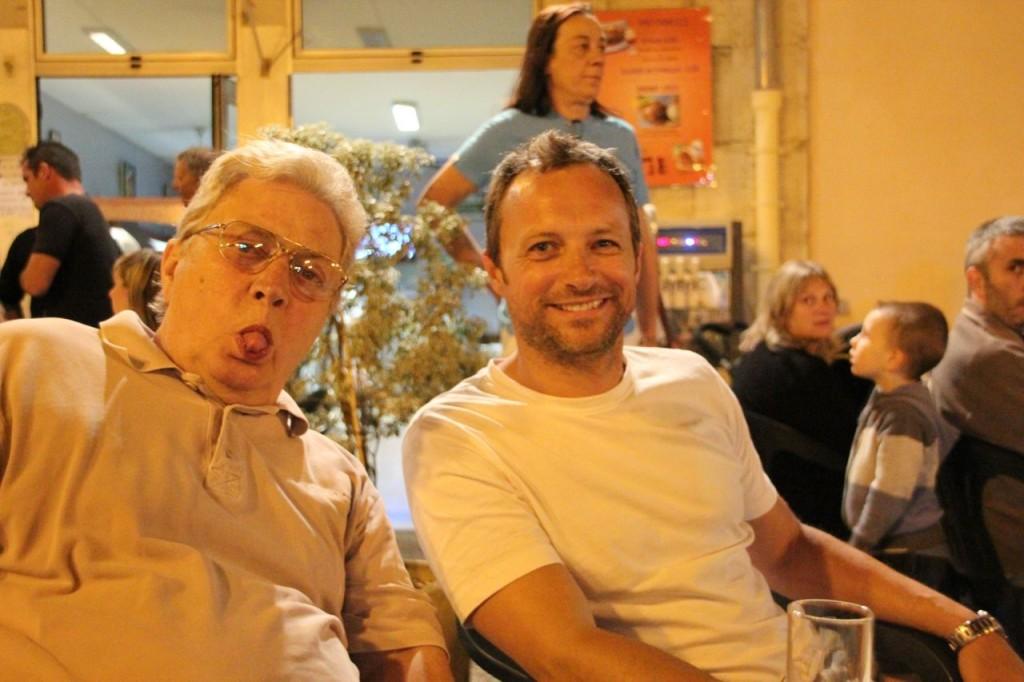 Alfonz & Barry @ Capestang Summer Solstice