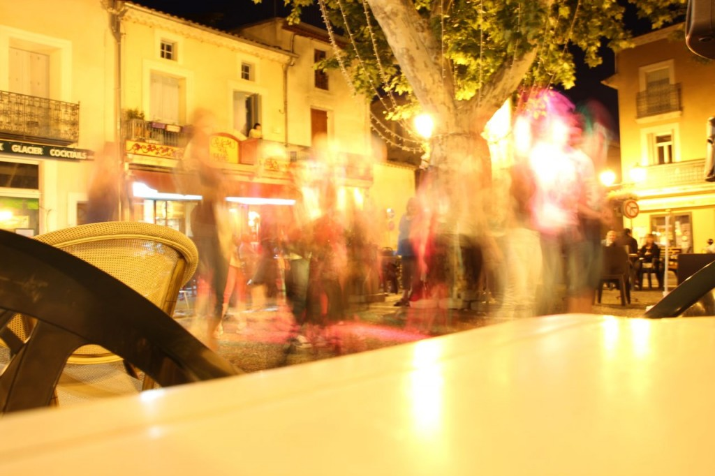 Like all parties they end up a blur in Capestang