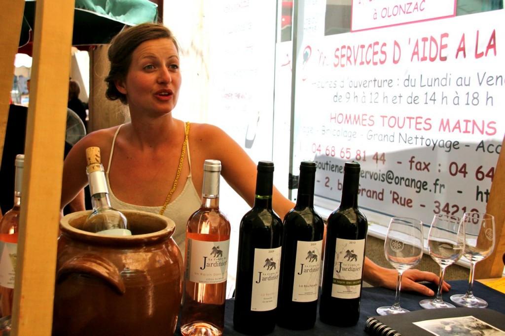 olozac wine tasting