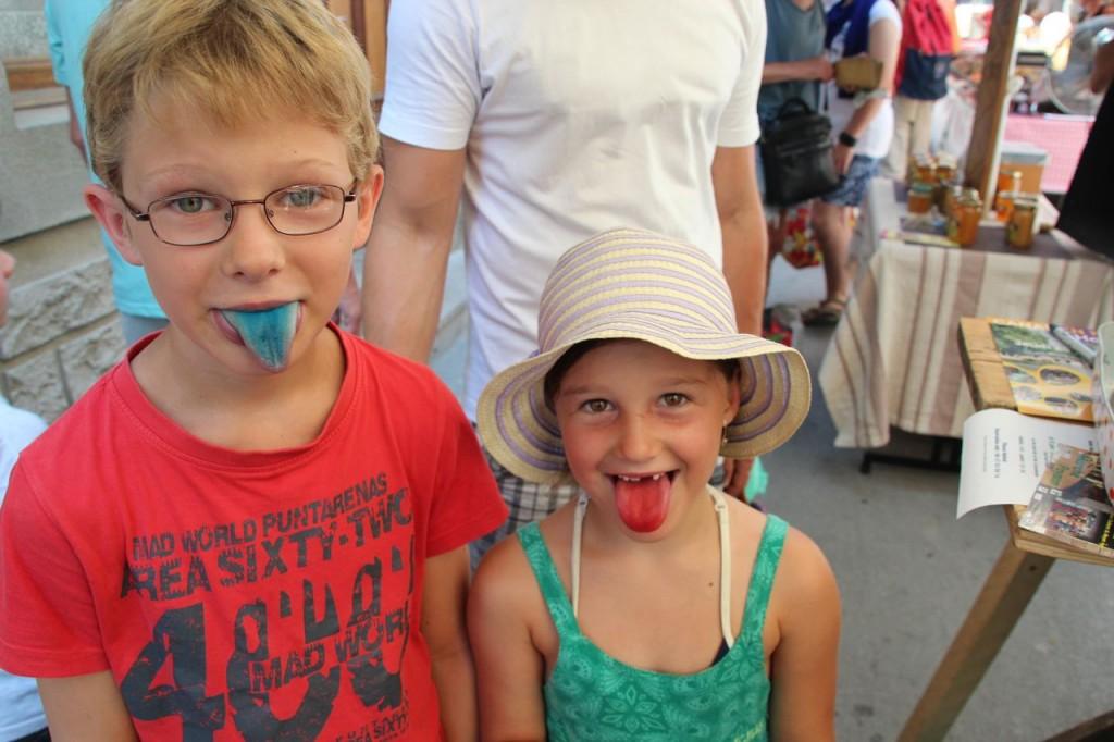 olonzac market lollipops