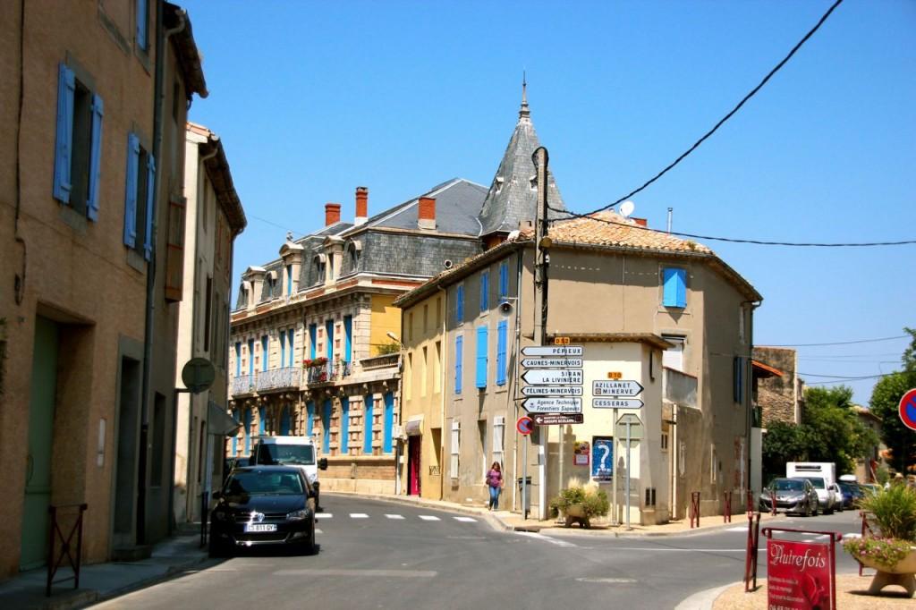olonzac village