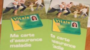 medical card France