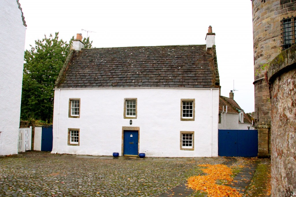 Falkland's Oldest Home