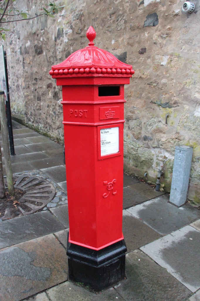 Falklands Post Box