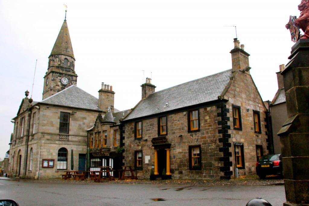Falkland Fife Scotland
