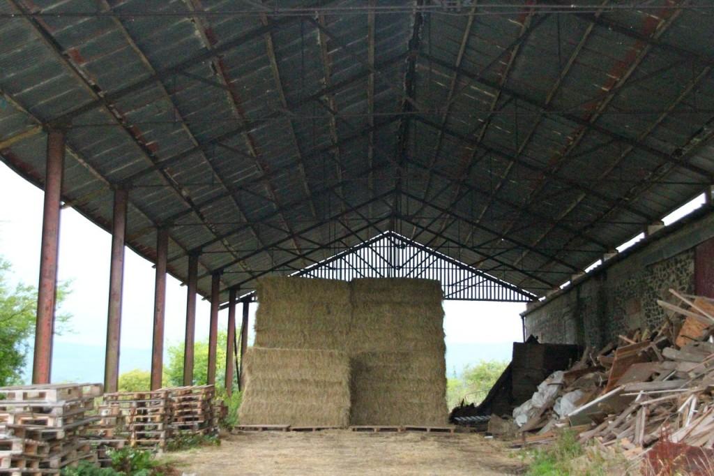Scotland barn