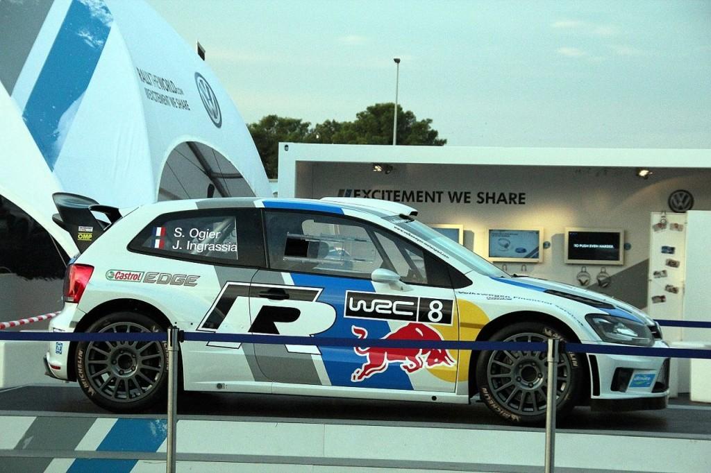 Rally Race Salou Spain