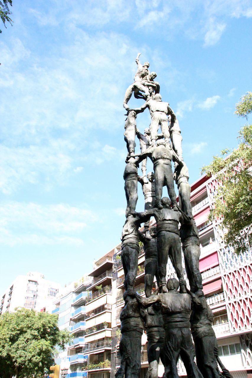 Tarragona Monument