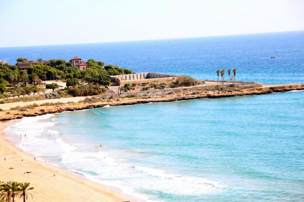 Tarragona's Sea side Roman Ruins