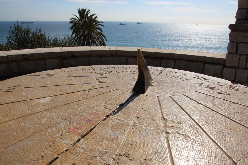 sundial Tarragona