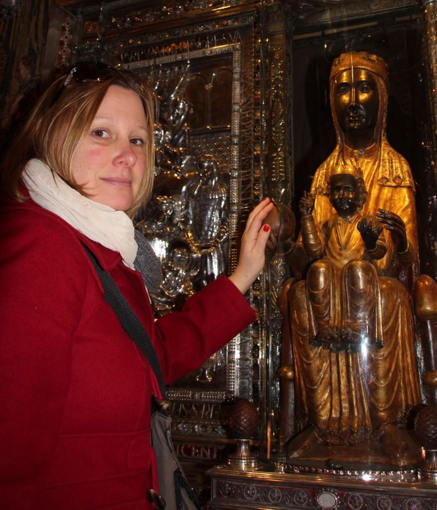 Montserrat and the Black Madonna