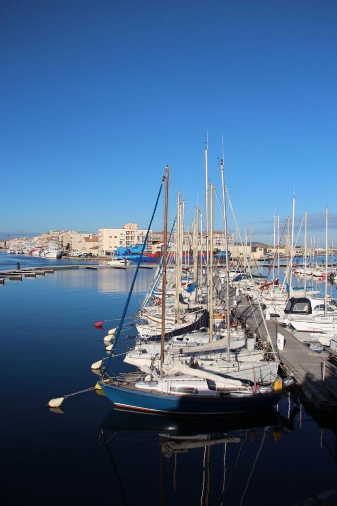 Sete's harbour
