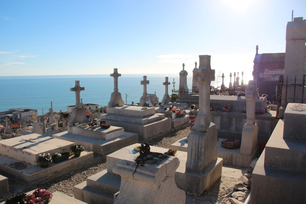 Sete's beautiful Cemetery