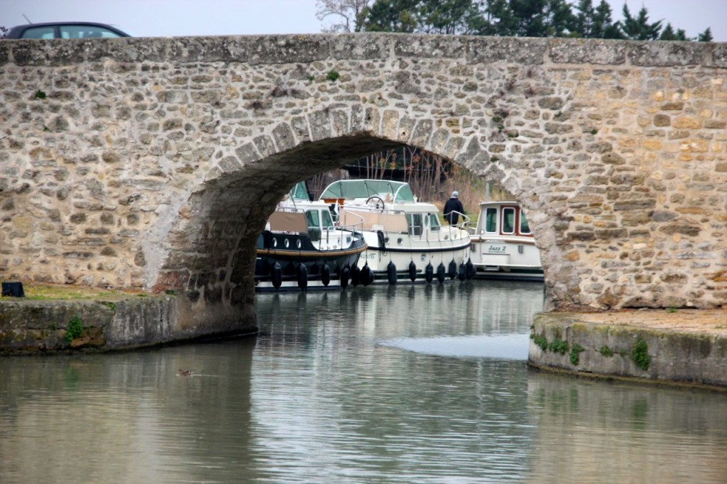 Tango Luxury Barge Canal du Midi