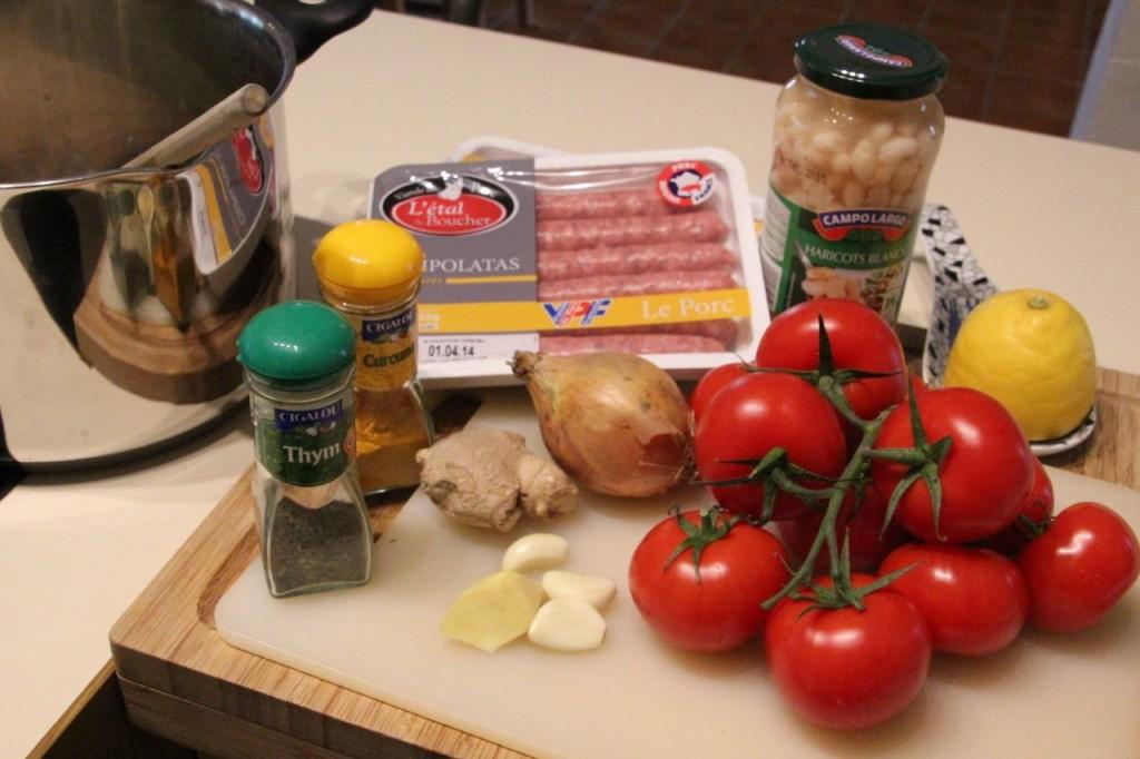 Ginger tomato Rougail Riz Recipe