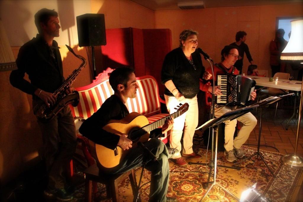 CAC34 Music Café