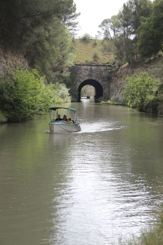 Tunnel de Malpas