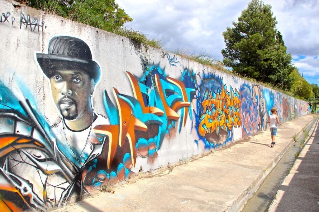 Graffiti Works Capestang