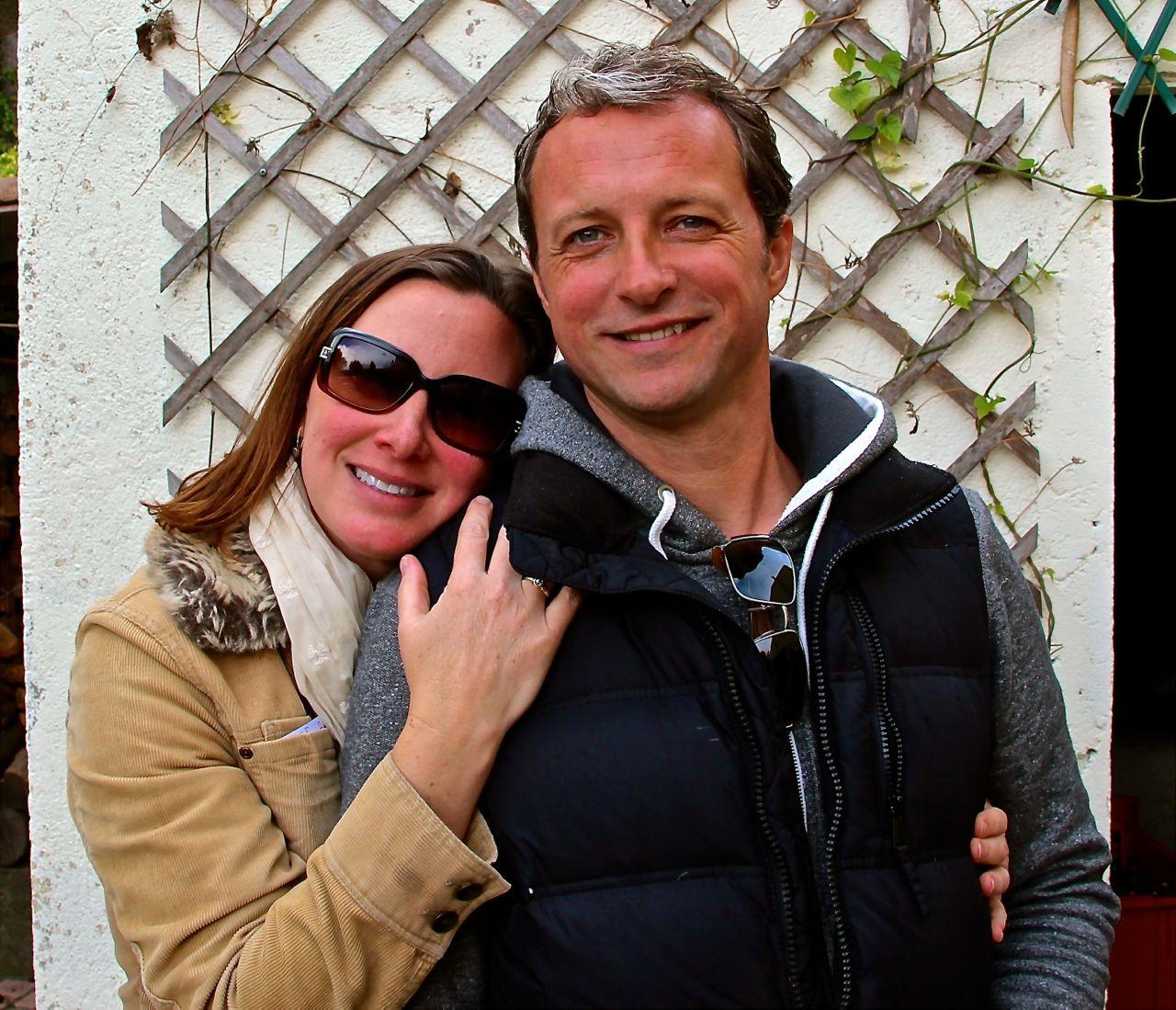 Eva & Alfonz Canadian Expats in France