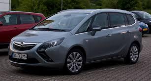 Opel Zephira