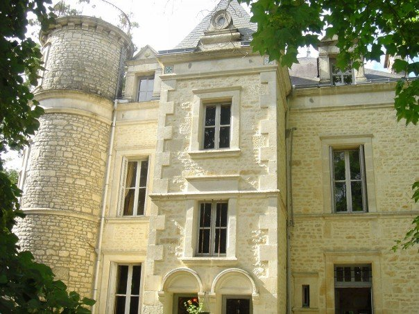 Les Platane's Chateau