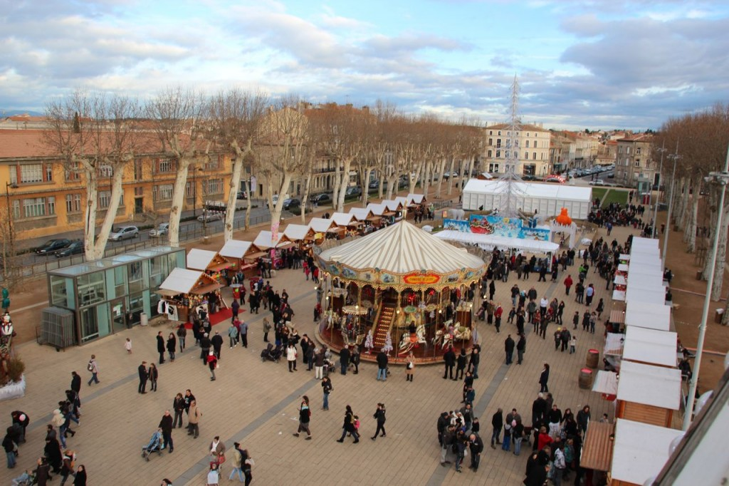 date marché noel carcassonne 2018 Christmas Markets in Southern France   Narbonne, Carcassonne and  date marché noel carcassonne 2018