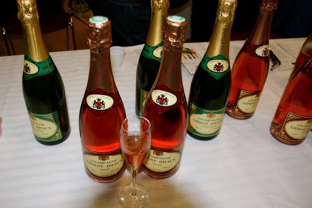 champagne Marche de Noel