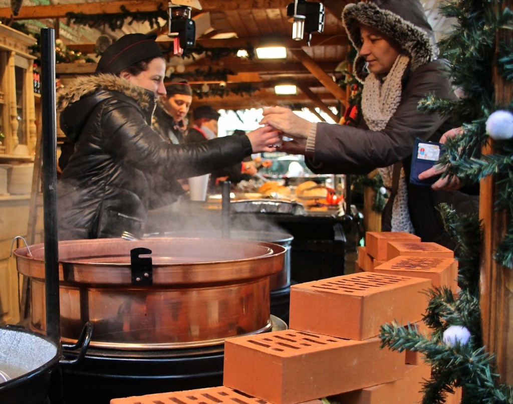 Mulled Wine - Budapest Christmas Markets