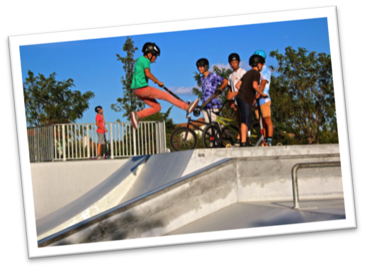 Skatepark Daniel