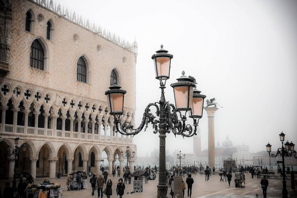 Venice Italy Winter Solstice