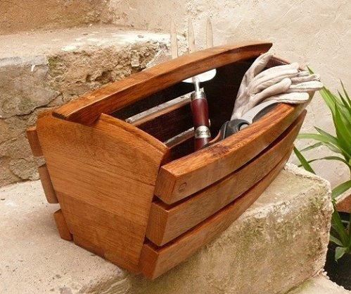 Jane's Gardening Tool Box Capestang