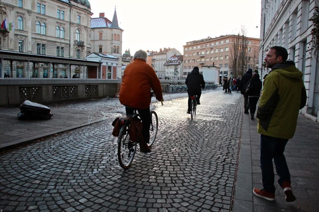 bikes welcomeLjubljana